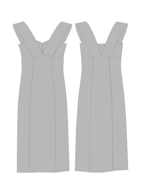 The Georgia Dress - By Hand London